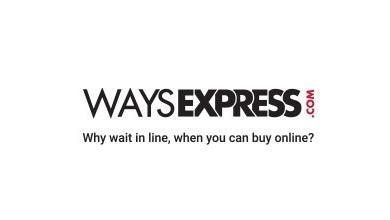 WaysExpress Logo